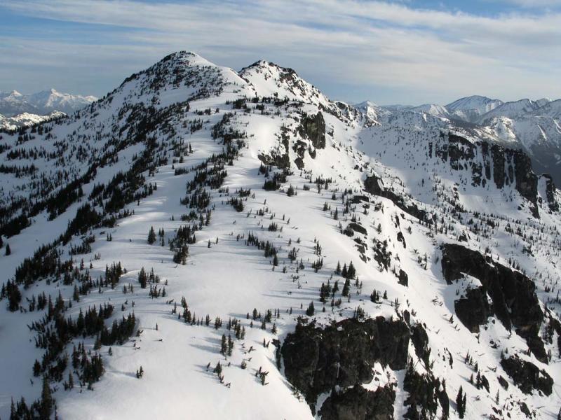 Spratt Mt, View N (Spratt042806-17adj.jpg)
