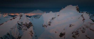 Mt Fury E Peak, SE Face <br> (NPickets011212-092-1.jpg)