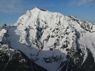 Jack Mt, NE Face (Jack042806-02adj.jpg)