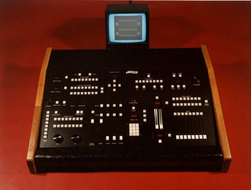 Original Vari*Lite Console