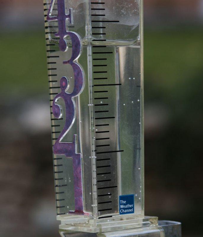 Enough rain for a while (2.6, 6.6cm)