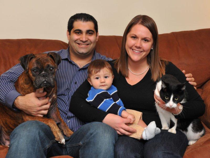 The whole Despetorich Family