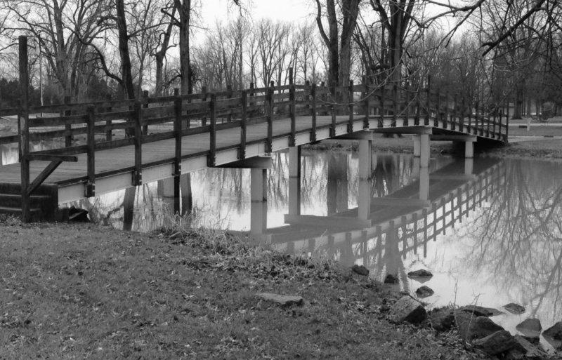 Lake Loramie Walk Bridge