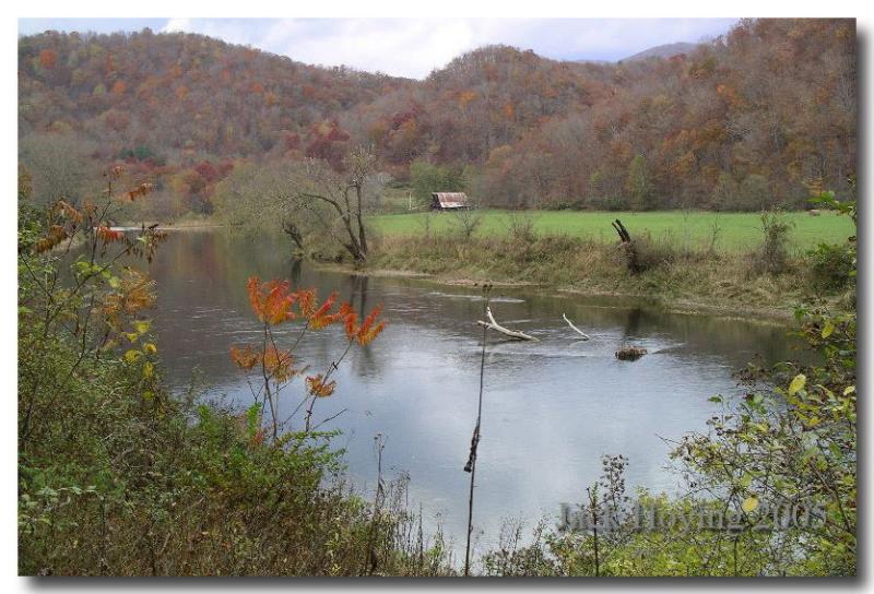 Greenbrier River, West Virginia