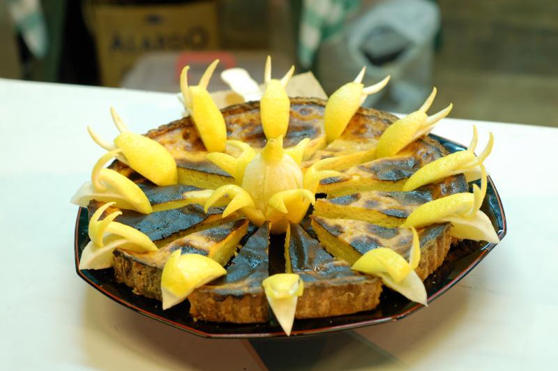 Lemon Tarte - Food Festival