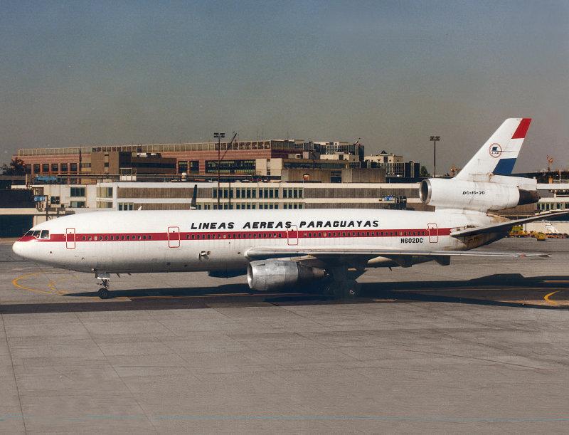 DC-10-30  N602DC