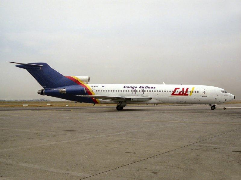 B727-200   9Q-CWA