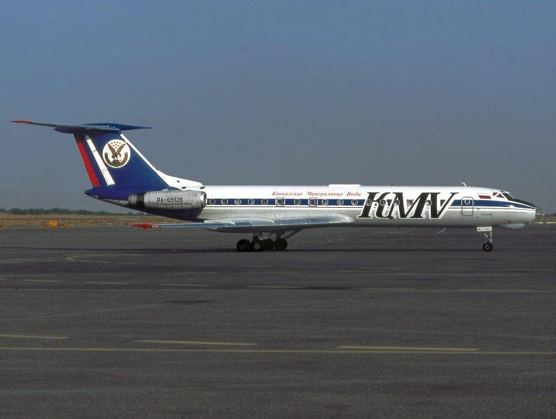 TU134A  RA-65126