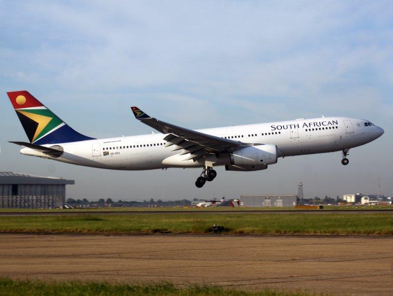 A330-200 ZS-SXX