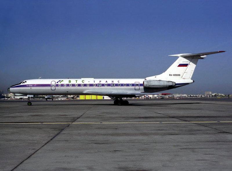 TU134A  RA-65939