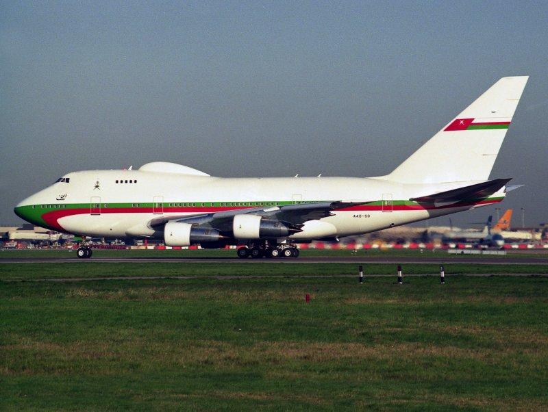 B747-SP A40-SO