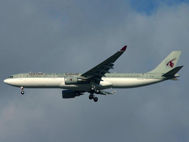 A330-300 A7-AEB