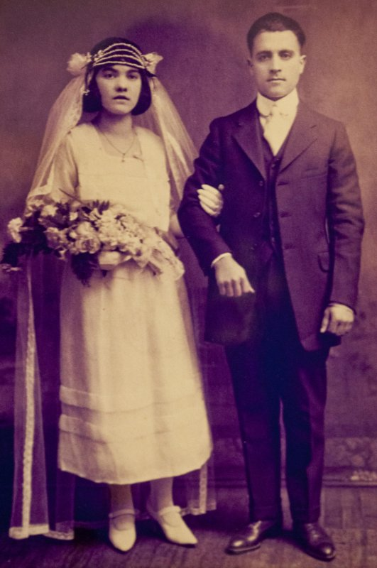 Dad and Mom Marasco