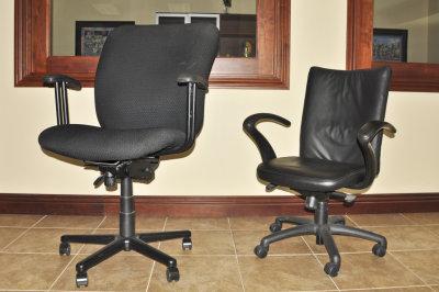 Pappa Bear and Mama Bear Chairs
