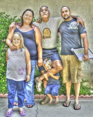 Family Nut Jobs