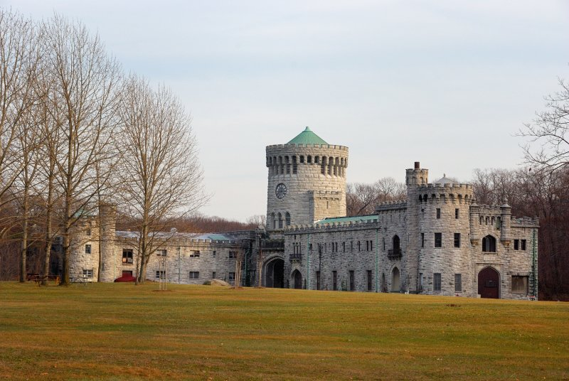 Castle Gould, Sands Point Preserve