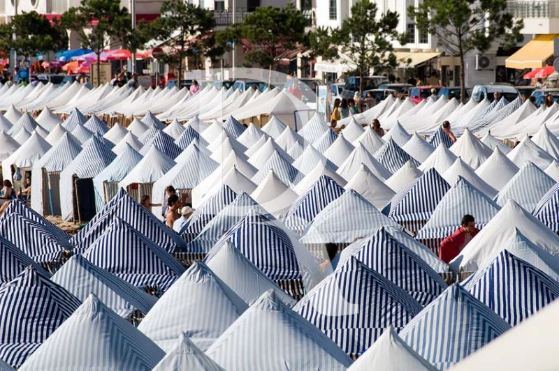 São Martinho do Porto em 26 de agosto de 2011