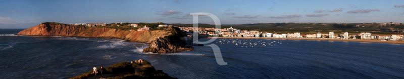 São Martinho do Porto em 2 de outubro de 2010