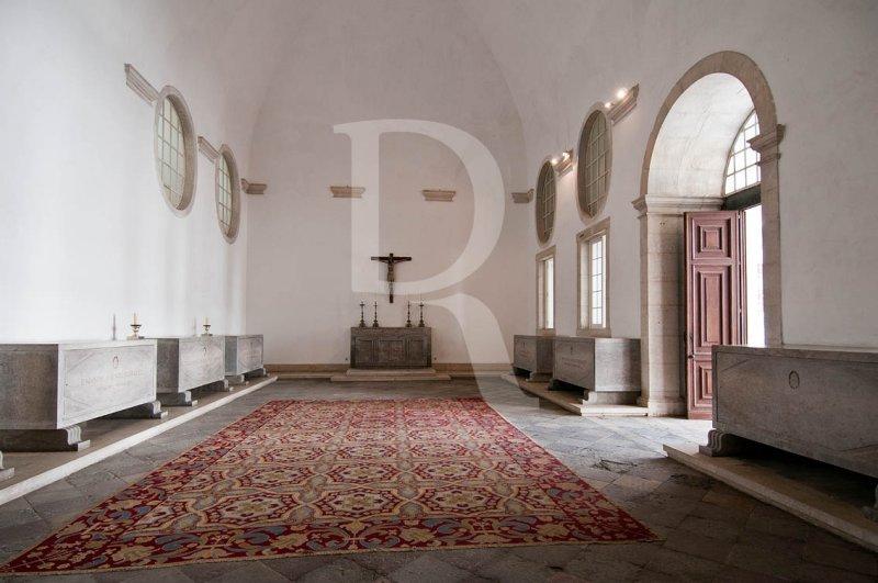 Mosteiro de São Vicente de Fora - Panteão dos Patriarcas de Lisboa