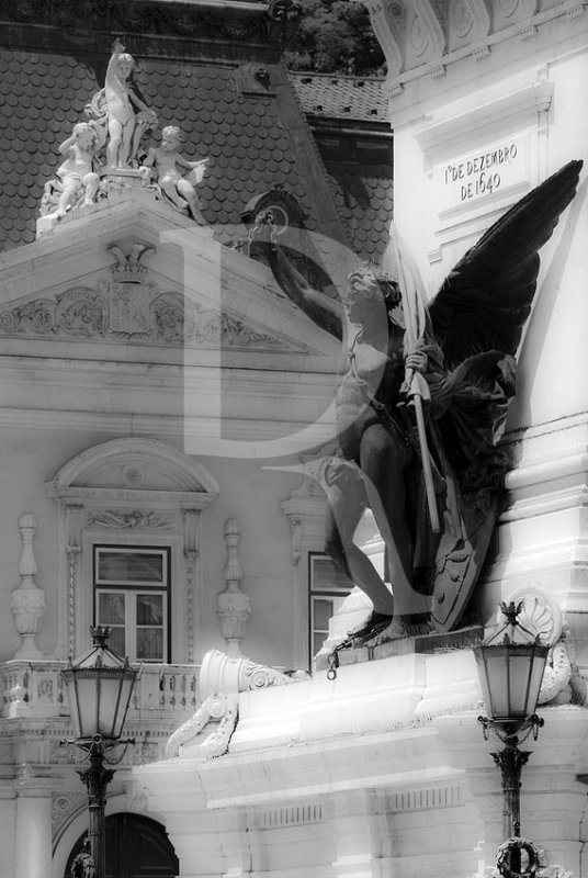 Palácio Foz e Monumento aos Restauradores