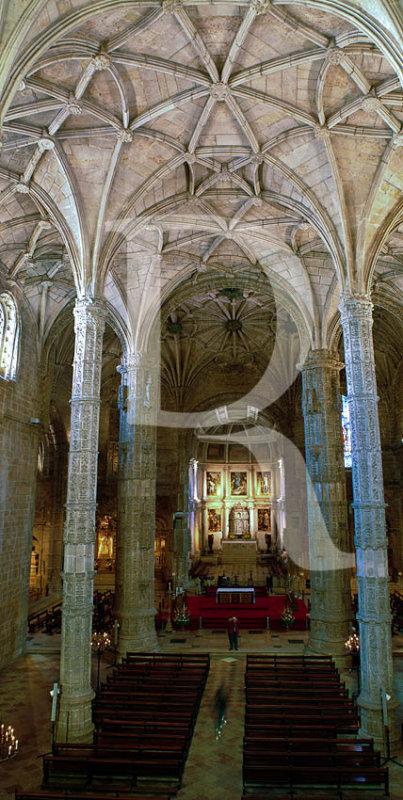 The Jeronimos Church
