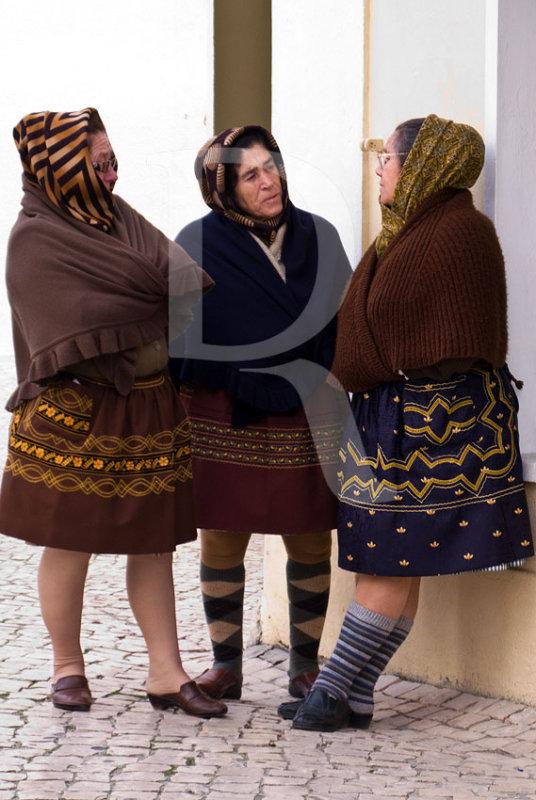 Mulheres da Nazaré