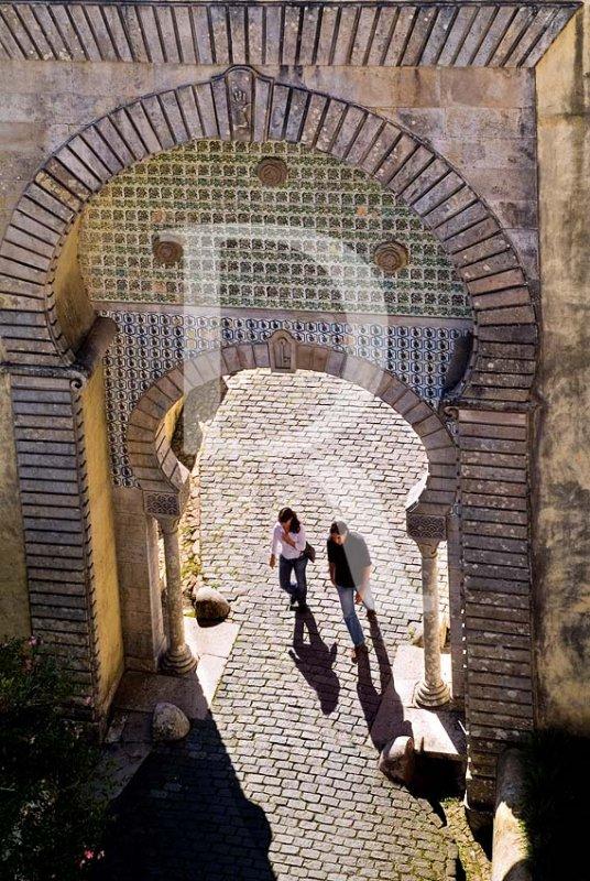 Arcos e Sombras