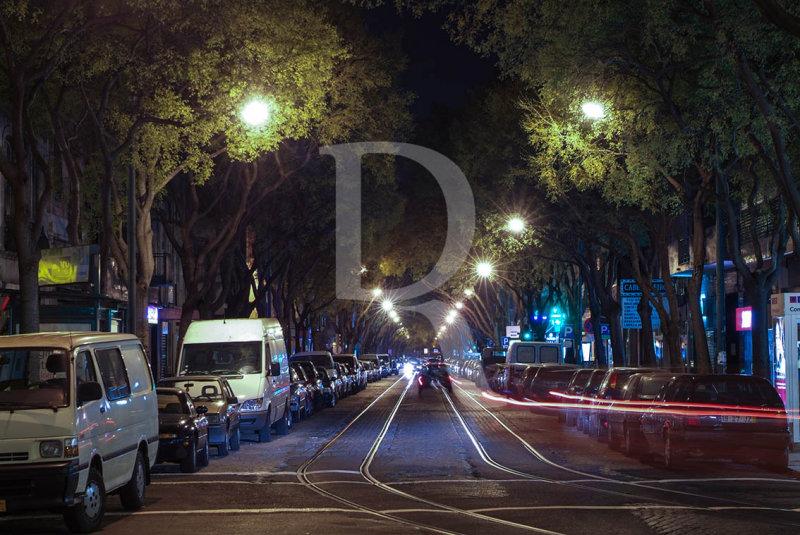 Campo de Ourique <br> Rua Ferreira Borges