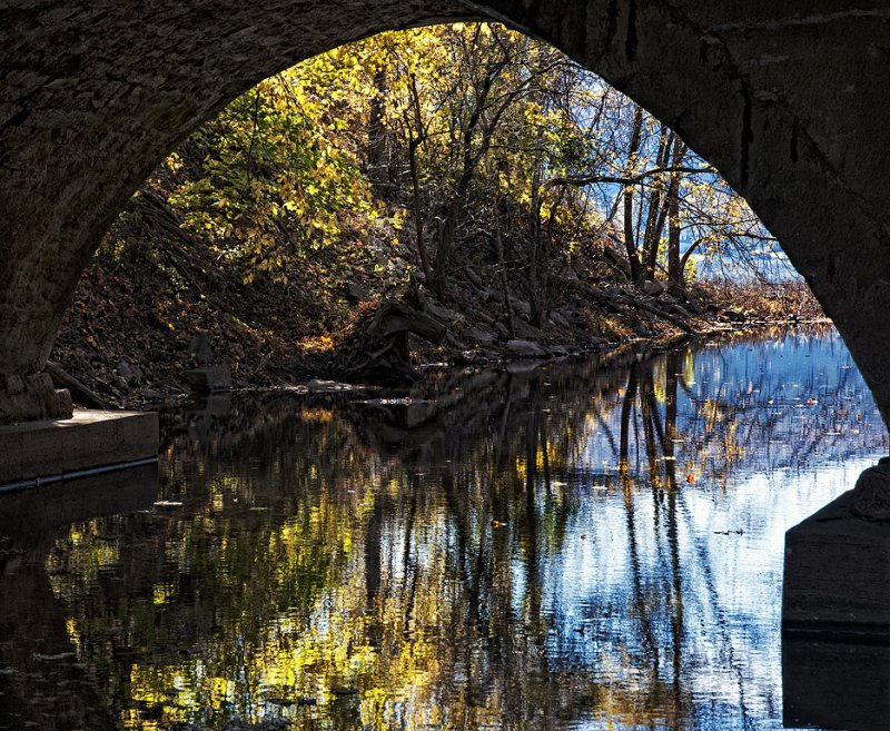 Into the Susquehanna