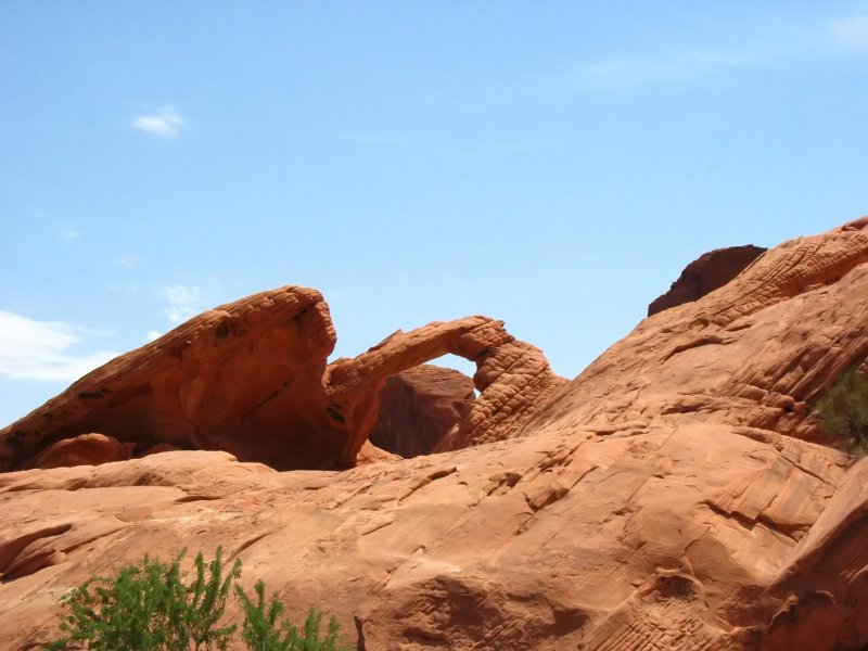Valley of Fire - 10 (Natural Arch)