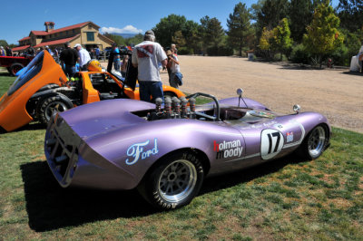 1967 Honker Can-Am Race Car, Thomas Mittler Estate, Three Rivers, MI, BRM Timeless Racer Award (0849)