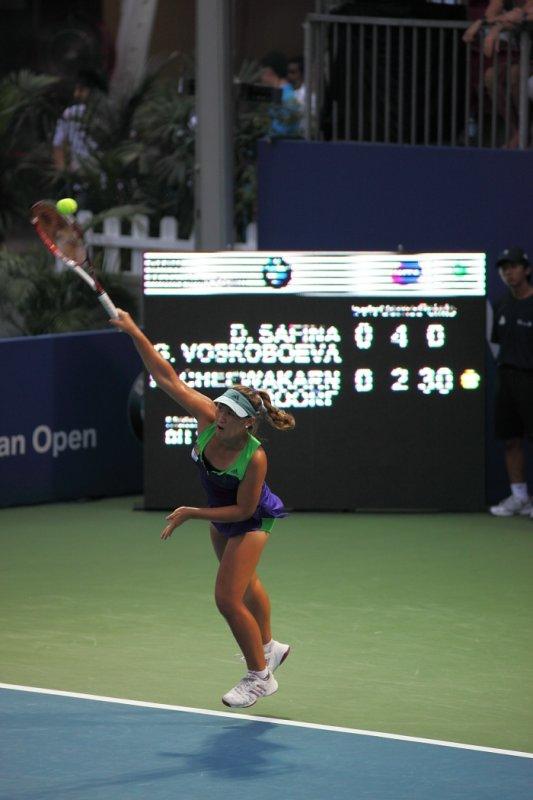 Rtcheewakarn. Malaysian Open