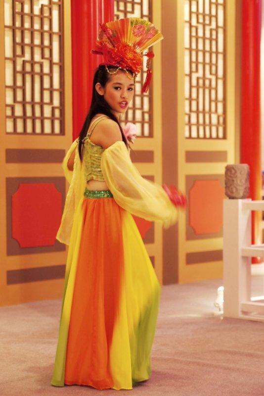 Chinese New Year Children Performance
