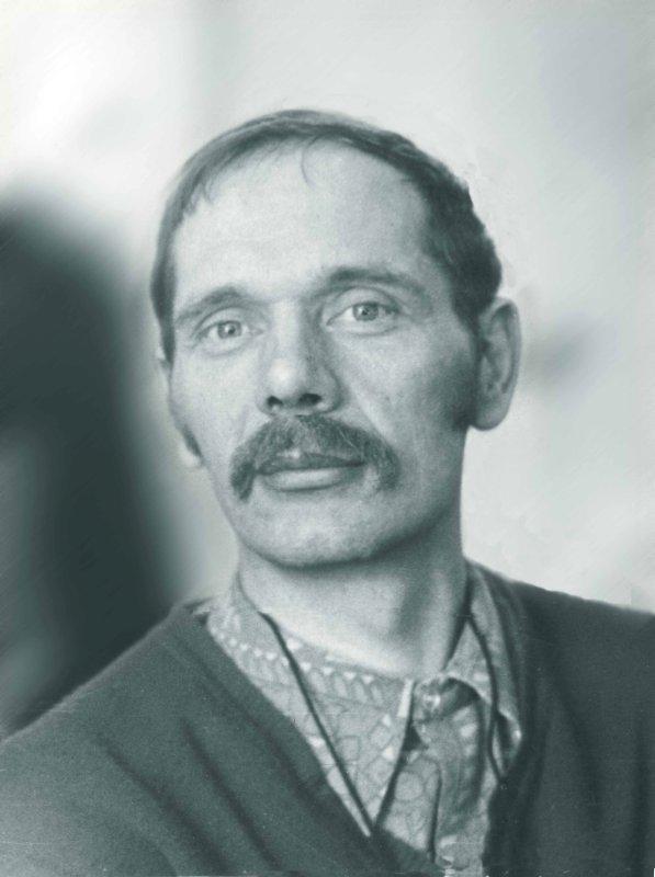 William Sokolenko, Self-Portrait  (1934-2012)