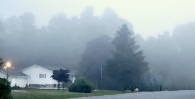FOGGY HOUSE ROAD    PORT HOPE MICHIGAN