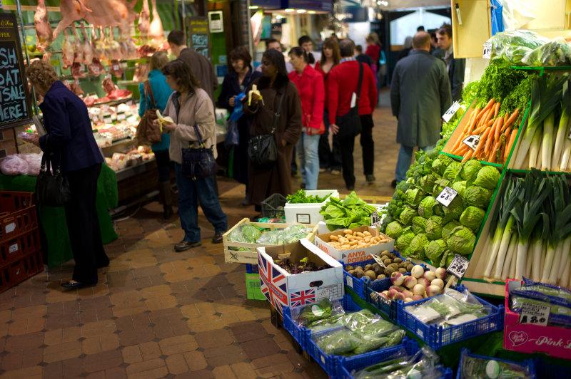 Covered Market Veg