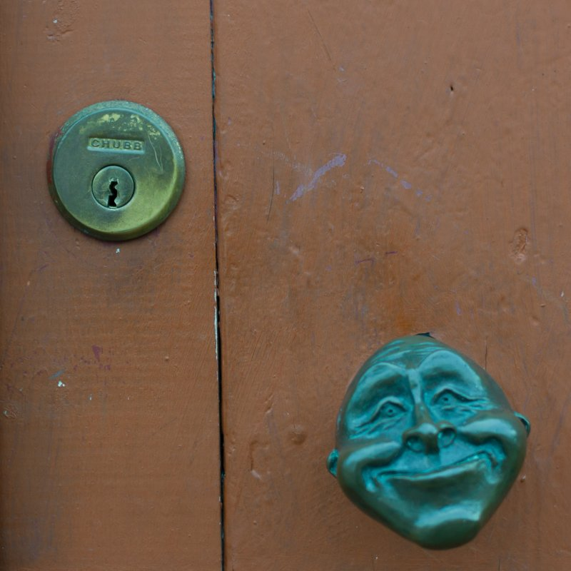 Doorknob and Lock