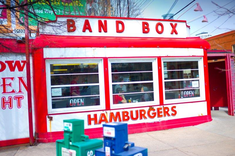Band Box Exterior