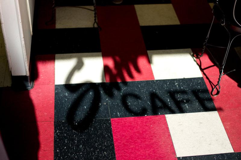 Sams Cafe Shadow