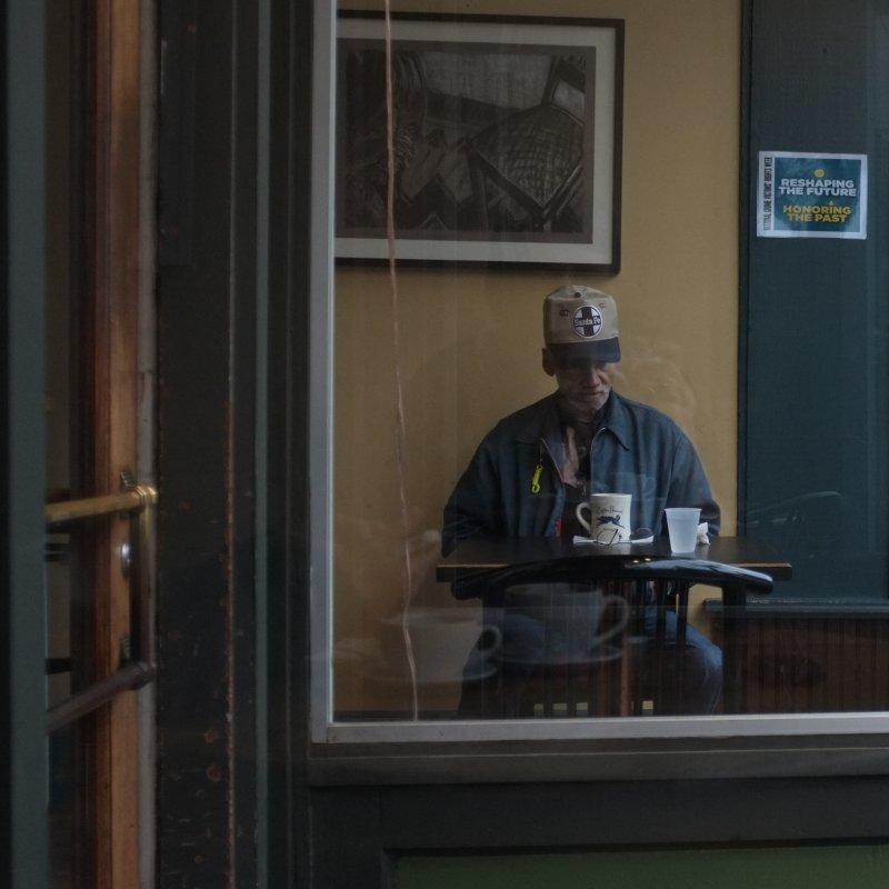 Sante Fe Cap at Coffee Hound