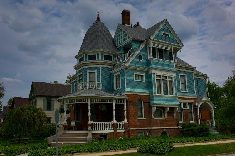 George M. Cox House