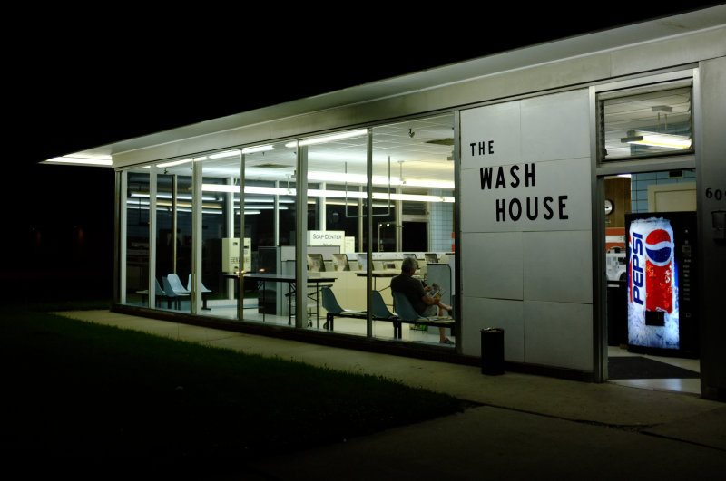 The Wash House Eight