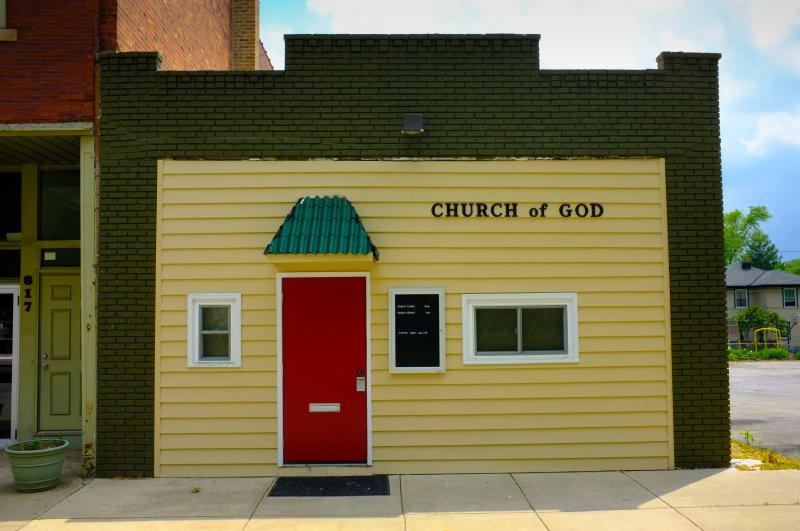 Church of God on Grove