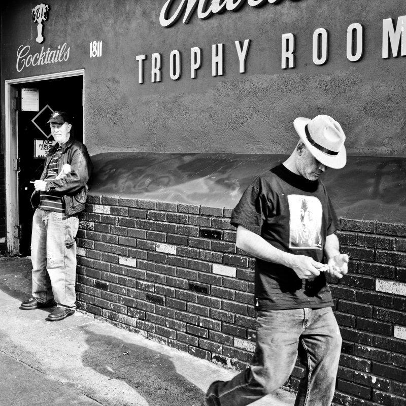 John Murios Trophy Room