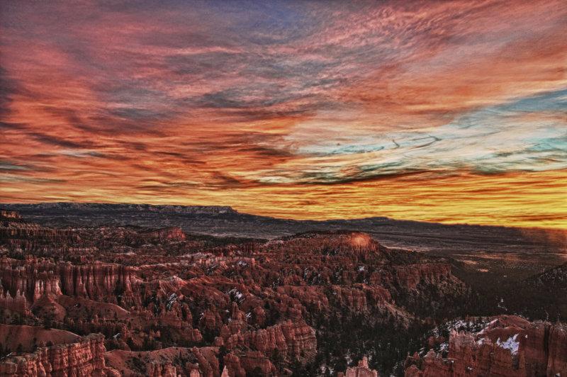 Bryce at Dawn
