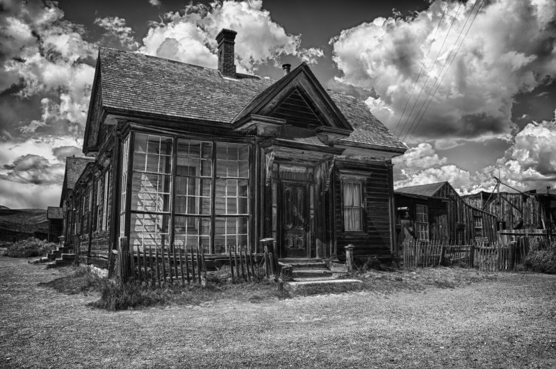 Bodie Cottage
