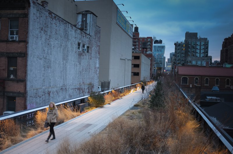 Highline at Dusk