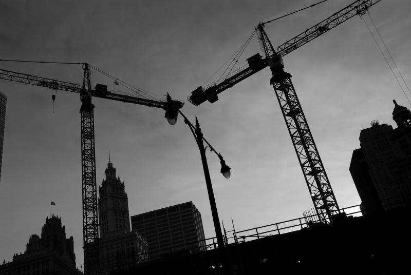 Chicago Cranes