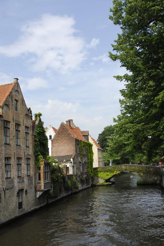 Canal and Sky 01