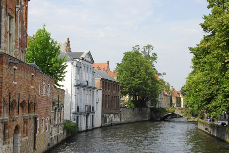 Canal and Sky 02